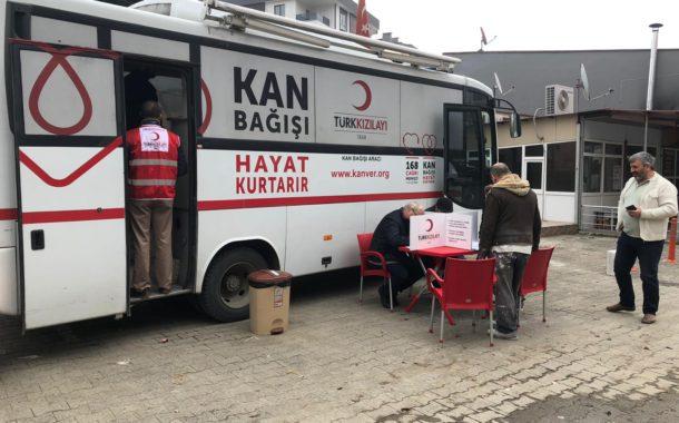 Mobisit Kan Bağışladı